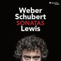 Paul Lewis - Weber & Schubert: Piano Sonatas