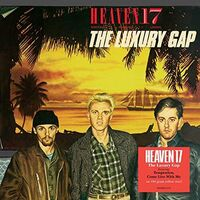 Heaven 17 - Luxury Gap [Yellow Colored Vinyl]