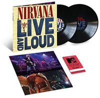 Nirvana - Live And Loud [2LP]