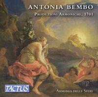 Armonia delle Sfere - Produzioni Armoniche 1701 (3pk)