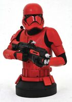 Diamond Select - Star Wars Ep9 Sith Trooper 1/6 Scale Bust
