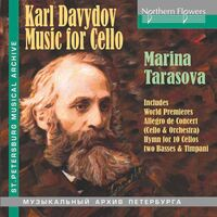Marina Tarasova - Karl Davydov: Music For Cello
