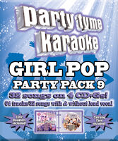 Party Tyme Karaoke Girl Pop Party Pack 9 / Var - Party Tyme Karaoke: Girl Pop Party Pack 9 (Various Artists)