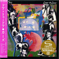 The Cars - Door To Door (Shm-Cd) [Import]