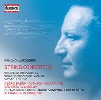 Vladigerov / Vladigerov - String Concertos