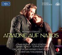 Johan Botha - Ariadne Auf Naxos