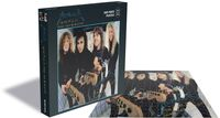 Metallica $5.98 EP: Garage Days Re (500 PC Puzzle) - Metallica The $5.98 E.P. - Garage Days Re-Revisited (500 Piece Jigsaw Puzzle)