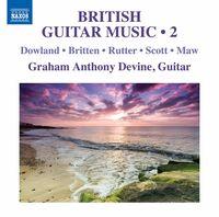 Dowland / Devine - British Guitar Music 2