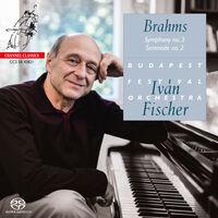 Budapest Festival Orchestra / Ivan Fischer - Brahms: Symphony No.3, Serenade No.2