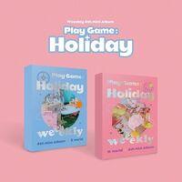Weeekly - Play Game: Holiday (Random Cover) (Stic) (Phob)