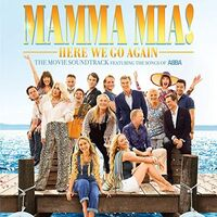 Various Artists - Mamma Mia! Here We Go Again [Soundtrack LP]
