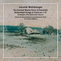 Deutsche Staatsphilharmonie Rheinland-Pfalz - Orchestral Works From Schwanda