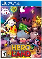 Ps4 Heroland - Knowble Edition - Heroland - Knowble Edition for PlayStation 4
