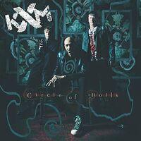 KXM - Circle Of Dolls [Limited Edition Turquoise & Black Splatter LP]