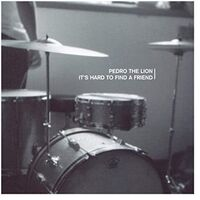 Pedro The Lion - It's Hard To Find A Friend [Colored Vinyl] (Red)
