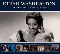 Dinah Washington - Eight Classic Albums [Digipak] (Hol)