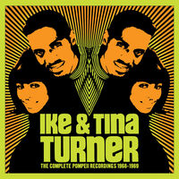 Ike Turner & Tina - Complete Pompeii Recordings 1968-1969 (Box)