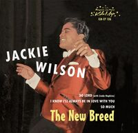 Jackie Wilson - New Breed