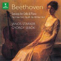 Janos Starker / Sebok,Gyorgy - Beethoven: The Cello Sonatas