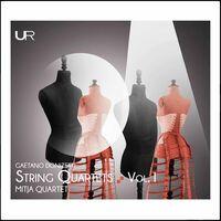 Donizetti / Mitja Quartet - String Quartets 1
