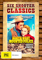Northwest Mounted Police - North West Mounted Police