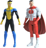 Diamond Select - Diamond Select - Invincible Series 1 Action Figure Assortment