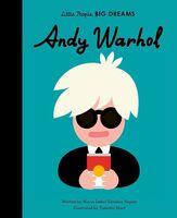Vegara, Maria Isabel Sanchez - Andy Warhol: Little People, Big Dreams