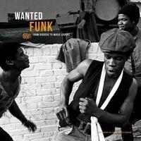 Wanted Funk / Various - Wanted Funk / Various