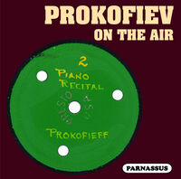 Sergei Prokofiev  / Vedernikov,Anatoly - Prokofiev on the Air