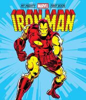Marvel Entertainment - Iron Man My Mighty Marvel First Book (Bobo) (Ill)