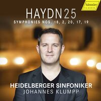 Haydn / Heidelberger Sinfoniker / Klumpp - Complete Symphonies 25