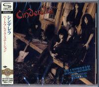 Cinderella - Heartbreak Station (Shm-Cd) [Import]