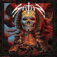 Satan - Trail Of Fire-Live In North America (Uk)