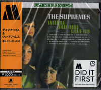 Diana Ross - Where Did Our Love Go [Limited Edition] (Jpn)