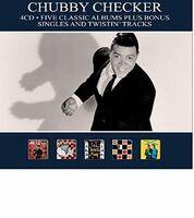 Chubby Checker - 5 Classic Albums Plus Bonus Singles & Twistin Tracks