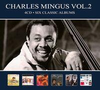 Charles Mingus - Six Classic Albums Vol 2 [Digipak] (Hol)