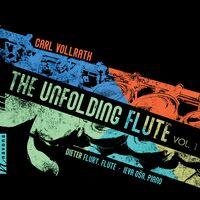 Dieter Flury - Unfolding Flute 1