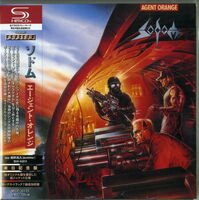 Sodom - Agent Orange (Bonus Tracks) (Jmlp) (Shm) (Jpn)