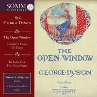 Simon Callaghan - Open Window