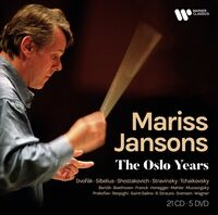 Mariss Jansons / Oslo Philharmonic Orchestra - Jansons - The Oslo Years (W/Dvd) (Box)