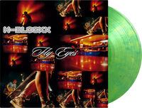 H-Blockx - Fly Eyes [Limited, Gatefold 180-Gram Green Marbled Colored Vinyl]