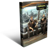 Piggyback - Cyberpunk 2077: The Complete Official Guide, Collector's Edition