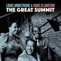 Louis Armstrong / Ellington,Duke - Great Summit [180-Gram Colored Vinyl With Bonus Tracks]