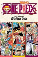 Oda, Eiichiro - One Piece Omnibus Edition, Vol. 31: Includes Vols. 91, 92 & 93