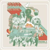 Jesus People Music Vol. 1: The End Is At Hand / Va - Jesus People Music Vol. 1: The End is at Hand / Various (Wine Colored   Vinyl)