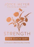 Joyce Meyer - Strength For Each Day (Hcvr)
