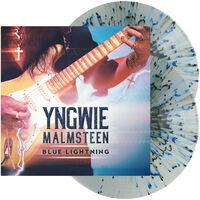 Yngwie Malmsteen - Blue Lightning (Blue) (Bonus Tracks) [Clear Vinyl] [Limited Edition]