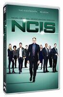 NCIS: The Eighteenth Season - Ncis: The Eighteenth Season (4pc) / (Box Ac3 Dol)