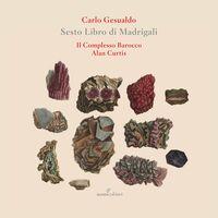 Gesualdo / Il Complesso Barocco / Curtis - Sesto Libro De Madrigali