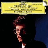 Stanislav Bunin - Chopin: Impromptus Opp. 29, 36, 51, 66; Valses Op. Posth.; Ecossaises Op. 72 No. 3; Mazurkas Opp. 30,2-41,1-63,3-56,2-67,3 U. 4,